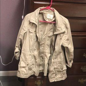 Tan/Khaki jacket